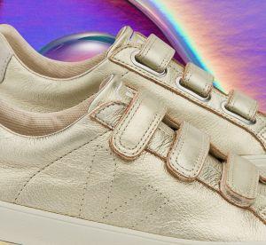 Shopping : des sneakers métallisées pour électriser l'automne