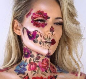 Ces comptes Instagram de make-up artists qui donnent envie de fêter Halloween