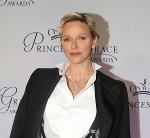 Charlène de Monaco en costume : elle s'inspire de Cara Delevingne !