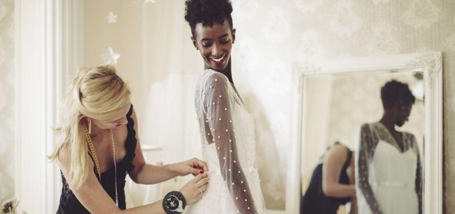 Robe de mariée : une pro nous donne ses conseils pour des essayages réussis