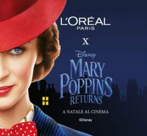 La collection L'Oreal x Marry Poppins qu'on veut absolument avoir !