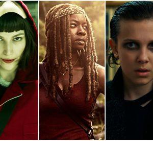 Ces héroïnes badass de séries qui assurent aussi sur tapis rouge