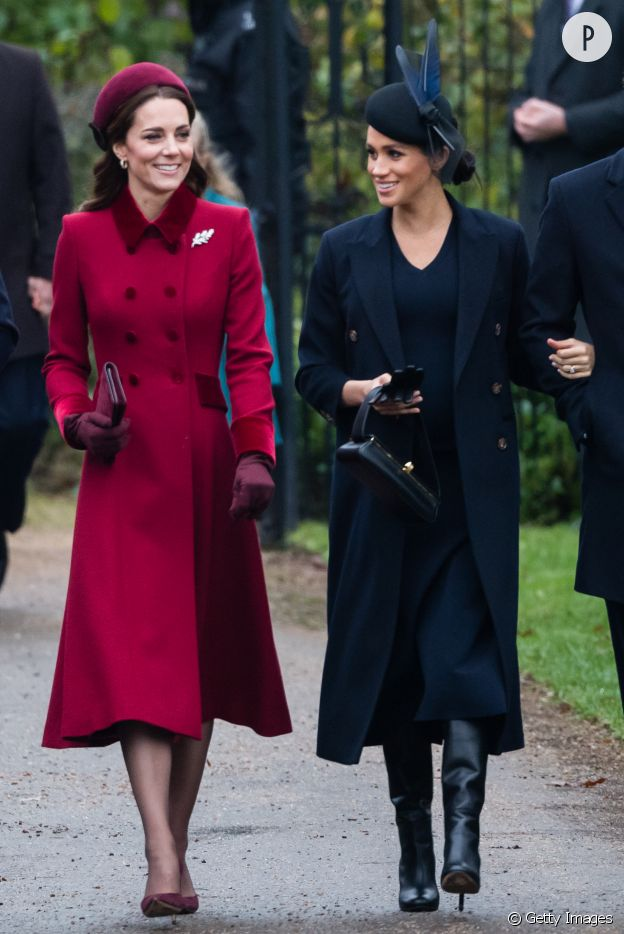 Meghan Markle Vs Kate Middleton Ce Detail Qui Fait Toute La