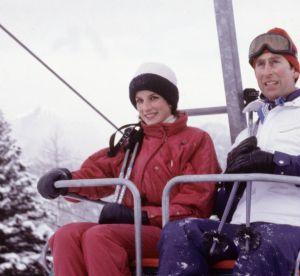 Lady Di, Liz Taylor... les photos rétro des stars au ski