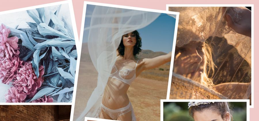 Mariage : de la belle lingerie pour le Jour J