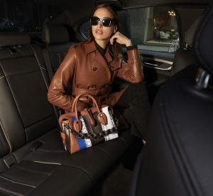 Tod's relance son iconique D-Styling avec Irina Shayk