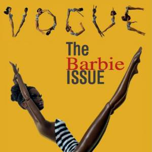 Une Barbie black en couv de Vogue.