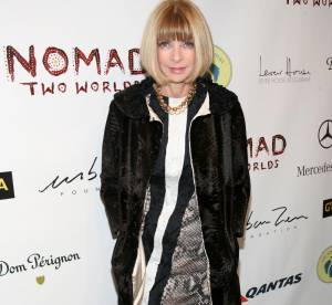 Anna Wintour invite pour la sortie de The September Issue