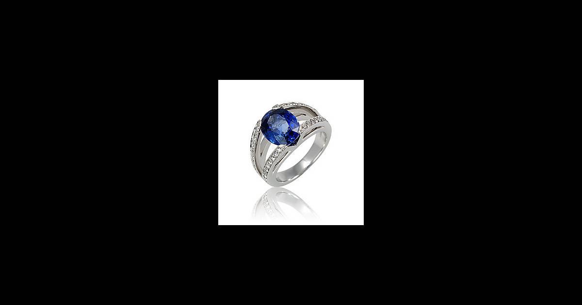Souvent Une couleur, une pierre Bleu Tout sur le Saphir ZQ26
