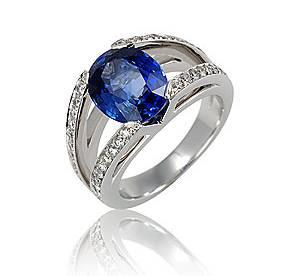 Une couleur, une pierre... Bleu... Tout sur le Saphir