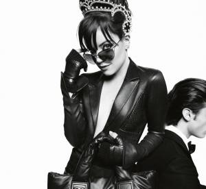 Lily Allen pour Chanel: les photos de la campagne