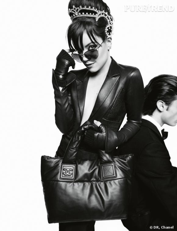 Lily Allen dans la nouvelle campagne Coco Cocoon