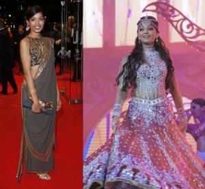 Feida Pinto/Aishwarya Rai: Match mode à Bollywood