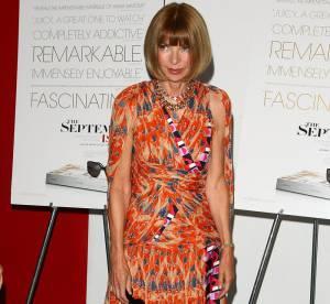 Anna Wintour s'habille en Prada pour la première de The September Issue