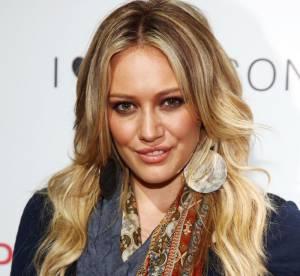 Hilary Duff en mode gypsy