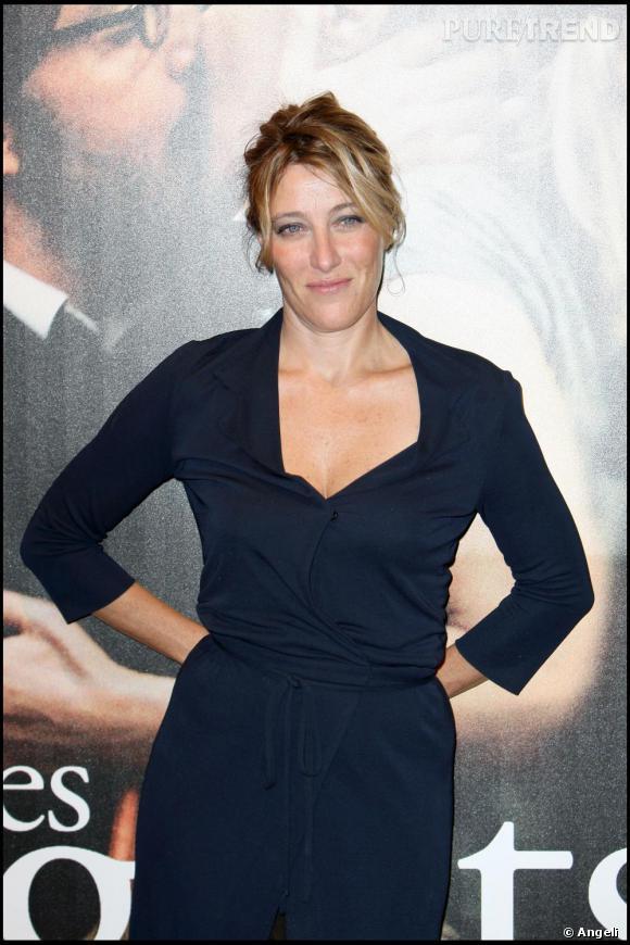 Valeria Bruni Tedeschi à la première de Regrets de Cédric Kahn