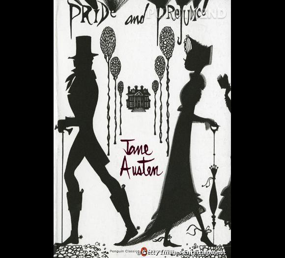 Couverture de  Pride and Prejudice  de Jane Austeen par Ruben Toledo. Visuel sur  [url=http://www.wwd.com/] Women's Wear Daily [/url]