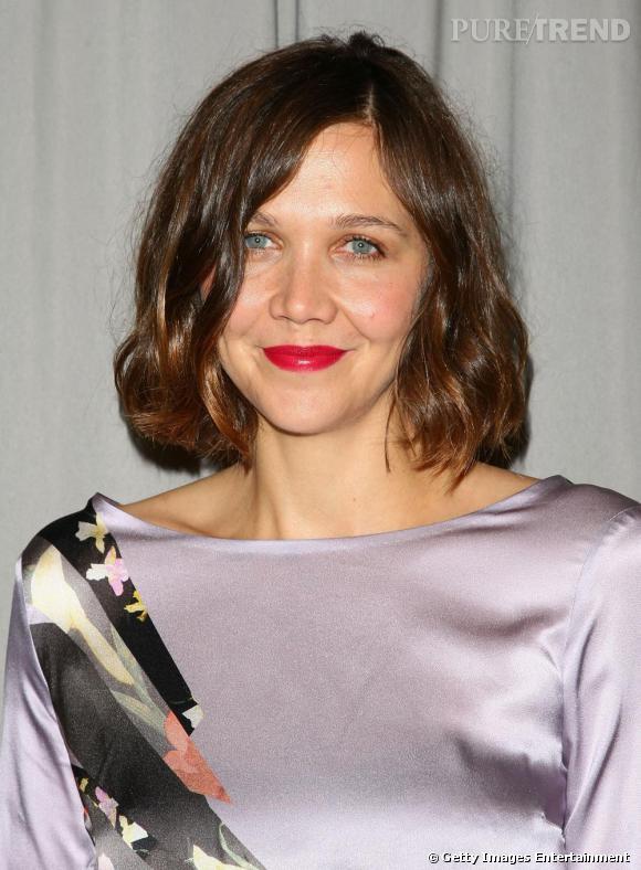 Maggie Gyllenhaal invitée au FIT's Couture Council Award