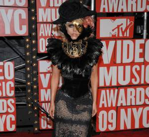 Quand Lady Gaga joue au fantôme de l'opéra
