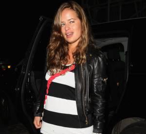Jade Jagger, sa version de la marinière...