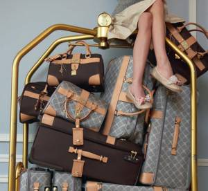Lolita Lempicka part en voyage avec Delsey