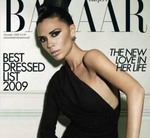 Victoria Beckham, reine du Harper's Bazaar