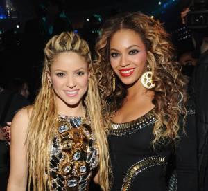 Match mode : Beyoncé vs. Shakira. Qui préférez-vous ?