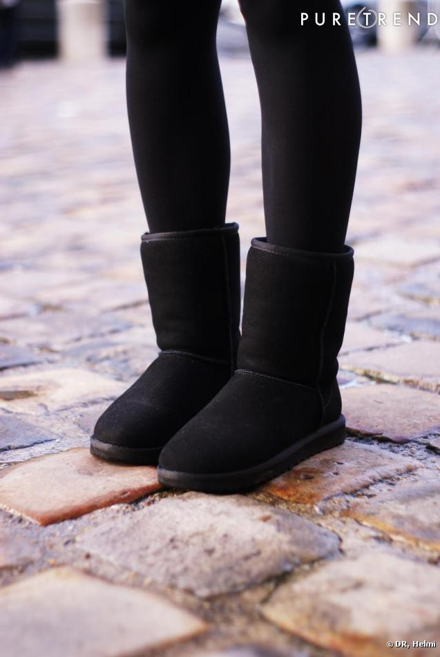 les chaussures ugg