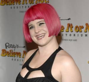 Kelly Osbourne a tout osé : découvrez ses coiffures les plus marquantes !