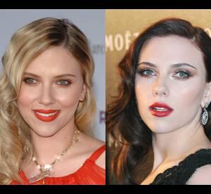 Scarlett Johansson, Kristen Stewart, Charlize Theron : brune ou blonde, faites votre choix !
