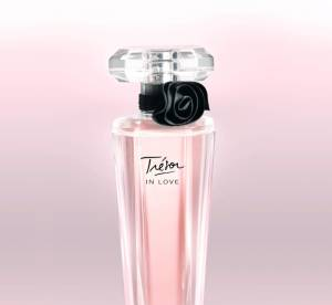 Trésor in love, le nouveau parfum Lancôme