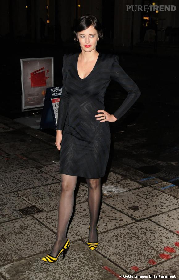 Eva Green lors des British Film Awards à Londres
