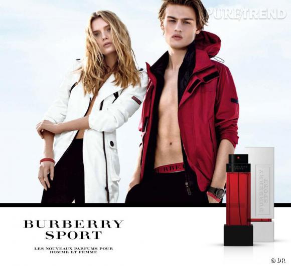 Burberry Sport la nouvelle Fragrance de Burberry