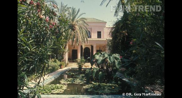 La villa à Marrakech, 1977