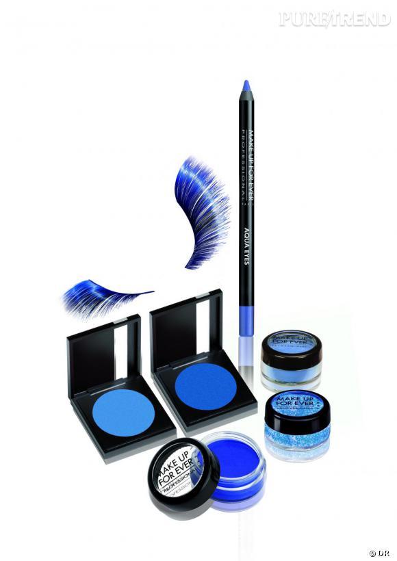 la nouvelle collection Avatar de Make up for ever