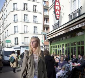 Sandrine, stylée en Zapa