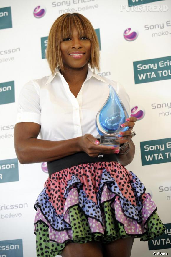 Serena Williams aux SEWTA Awards en Floride