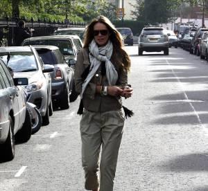 Elle MacPherson : son look safari urbain à shopper !