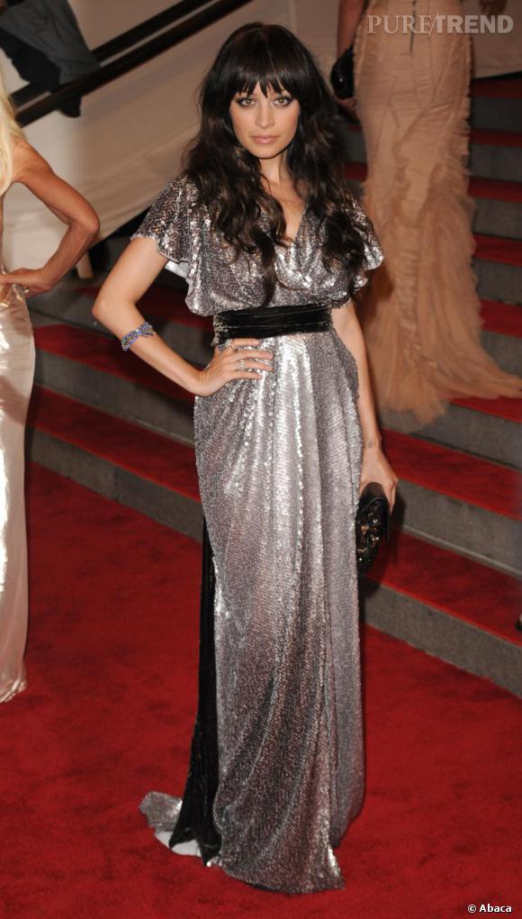 Nicole Richie au National Institute Gala à New York