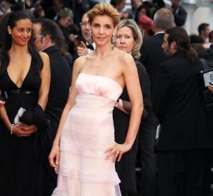 Cannes - Clotilde Courau : angélique sur tapis rouge