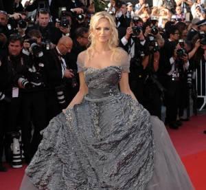 Cannes - Adriana Karembeu joue les princesses !