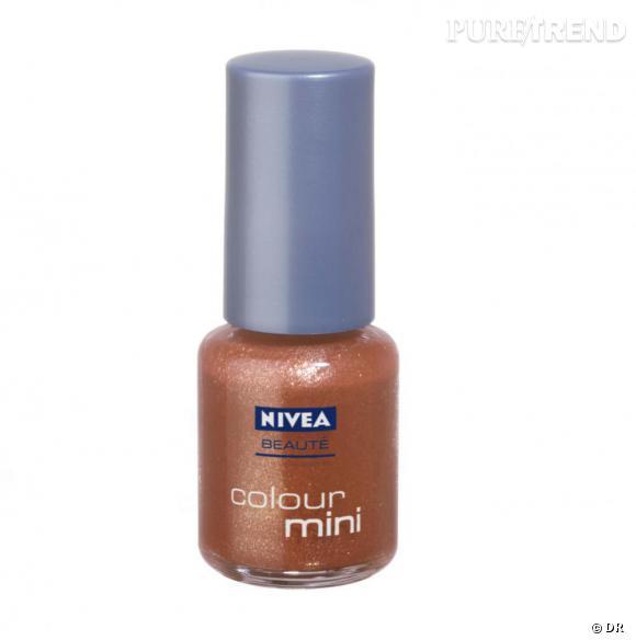 Vernis à ongles Color Mini Demerara, Nivea