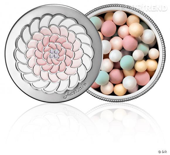 Météorite, perles de Guerlain