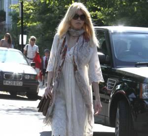 Claudia Schiffer : son come-back après sa grossesse