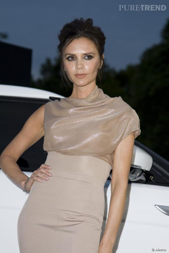 Victoria Beckham tente le nude Puretrend