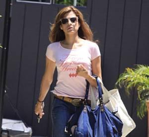 Eva Mendes, une bombe en jean