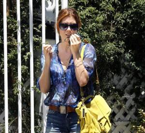 Kate Walsh décontractée, mais griffée... A shopper