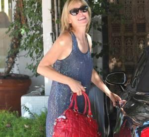 Sharon Stone ose la robe débardeur