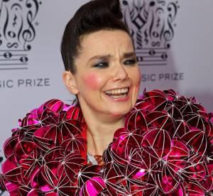 Björk, toujours aussi étonnante