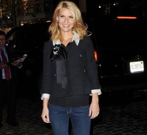 Claire Danes ose le jean chic